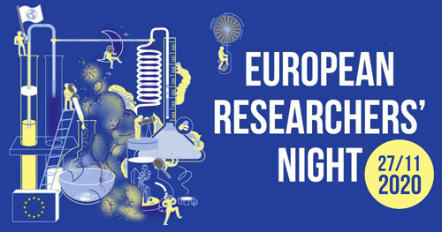 European researchers night 27/11/2020
